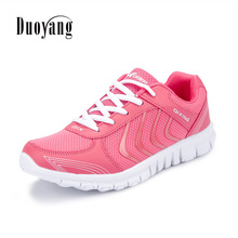 Breathable Woman casual shoes 2017 New Arrivals mesh women fashion shoes