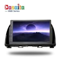 Car 2 Din Android GPS For Mazda 6 Atenza 2013 2014 Autoradio Navigation Head Unit Multimedia