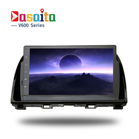 Car 2 Din Android GPS For Mazda 6 Atenza 2013 2014 Autoradio Navigation Head Unit Multimedia
