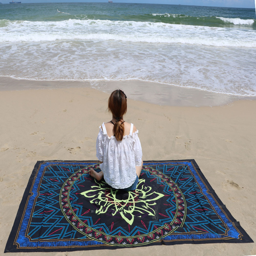 Printed Beach Cover Up Bikini Summer Dress Swimwear Bathing Suit Yoga Mat Dress Plus Size Party Dresses Dresses