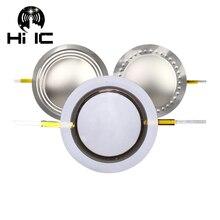 Bobina de voz de agudos altos, 34 núcleos, 34,4mm, reemplazo de bobina de bocina de 34,5, membrana de tono alto, altavoz redondo de cúpula