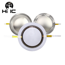 Speaker 34 Core 34.4mm High Treble Voice Coil 34.5 Horn Coil Replacement Diaphragm High Pitched Membrane Round Dome Speaker
