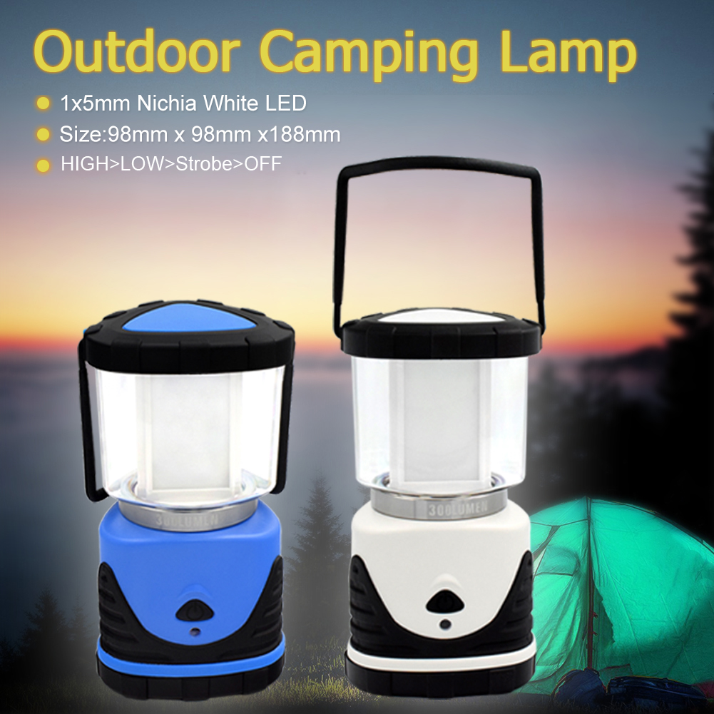 TSLEEN Portable Lantern 12 LEDs Brightness 300lm Camping Light Hand Lamp compass Outdoor Camping Lantern Waterproof Tent Light