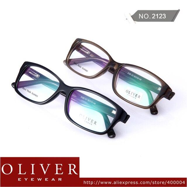 Wholesales!2013 Retro Frame Optical Frame Men Oliver Brand Eyewear Frames For Men 2123  Free Shipping!