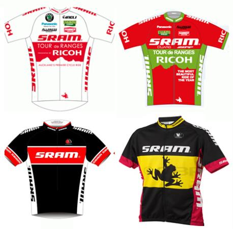 2014 pro design bicycle SRAM Tour Ranges Event Jersey by Tineli wear  maillot bike clothes t-shirt short sleeve cycling jersey 91de1d47a