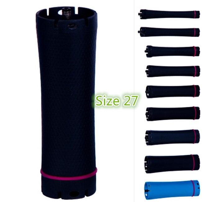 Good Quality Salon Use Digital Hair Perm Rod Hair Curler Tool PTC Heating Digi Hair Waving Rod Safety 36V output  Size 27
