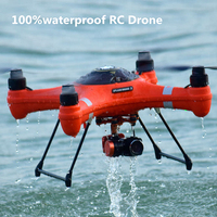 Waterproof GPS RC Drone Fishing toy Brushless 4K camera 3 axis aerial photography professional fishing launch aircraft uav