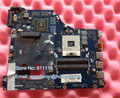 Laptop motherboard não-integrado com 4 chipsets Para G500 G400 VIWGP/GR LA-9631P