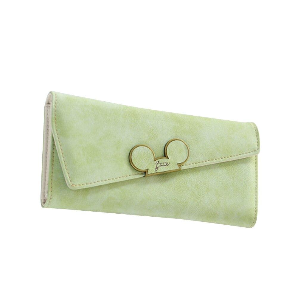 Mode Heiße Hit Farbe Scrubs Frauen Brieftasche Damen Lange Swash ...