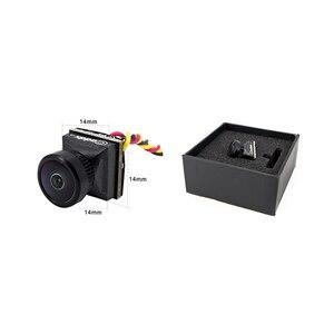 Image 2 - FPV كاميرا Caddx توربو EOS2 1200TVL 2.1 مللي متر 1/3 CMOS 16:9 4:3 كاميرا صغيرة FPV مايكرو كام NTSC/PAL ل RC طائرة بدون طيار FPV