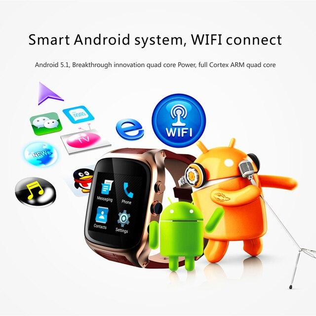 X01S MTK6572 Cortex A7 Dual-Core 1.3 ГГц Android 5.1 Смарт часы с Камера GPS фитнес-трекер SmartWatch поддержка Приложения установки