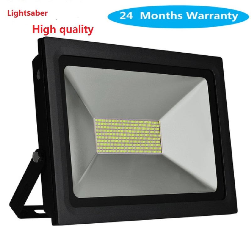 AC 220V 110V LED Flood Light 15W 30W 60W 100W Waterproof IP65 Reflector Led  Floodlight Garden