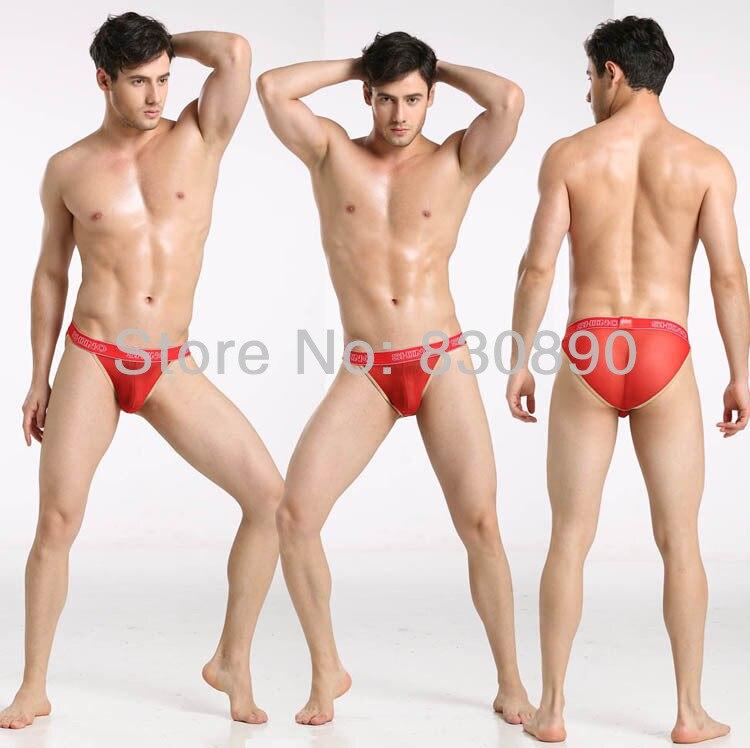 Men s See Through Mesh Skimpy String Bikinis Underwear Pouch Sheer Mini  Briefs-in Briefs from Underwear   Sleepwears on Aliexpress.com  962f862b8224