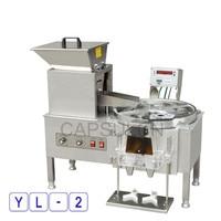 110V 60HZ Automatic Stainless Steel Desktop Quantitative Machine YL 2 Automatic Capsule Counter Machine