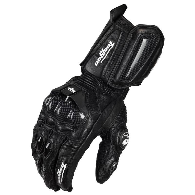 Prix pour Réel véritable en cuir moto gp pro équitation gants motobike off road racing vélo luvas moto motocicleta guantes