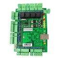 Panel de Control de Acceso de Entrada Wiegand TCP/IP de Red Controlador genérico Para 4 Puerta 4 Lector F1648G