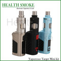 Original Vaporesso Target Mini Kit 40W VTC Starter Kit 2ML Vaporesso Guardian Tank with 40W Target Mini Mod cCell Ceramic Coi
