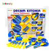 Simulation Tableware Toy Kitchen Supplies Model Creative Tea Cup Kit Kitchen Set Toys For Kids Educational