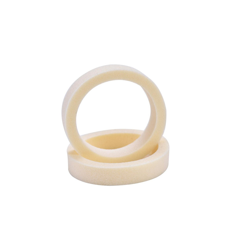 Buy 1pair Bike Front Fork Sponge Lubrication Ring 30/32mm Dust Seal Foam Washer Dust Seal Oil seal Bicycle Accessory