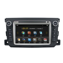 HD 2 din 7″ Car DVD GPS for Mercedes Benz Smart 2012 2013 2014 With Radio Bluetooth IPOD TV SWC AUX IN USB