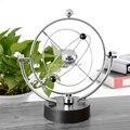 Kinetic Orbital Revolving Gadget Perpetual Motion Desk Office Decor Art Toy Gift Desk Set D14
