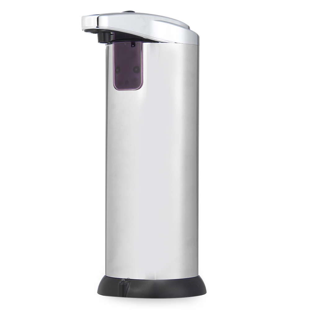 Stainless Steel Automatic Sensor Liquid Soap Dispenser Ad 02 280ml Kitchen Bathroom Touchless