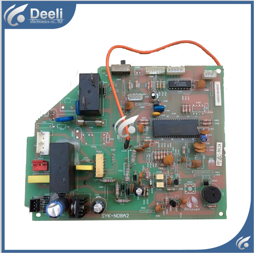 95% new for air conditioning board SY01-24 527004 SYK-N08A2 control board Computer board95% new for air conditioning board SY01-24 527004 SYK-N08A2 control board Computer board
