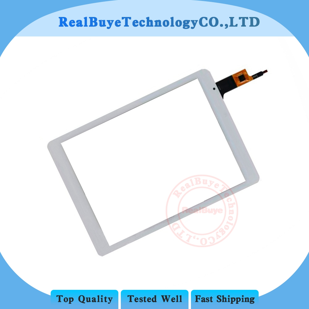 A+  9.7 OLM-097D0761-FPC Ver.2 Touch Panel Screen Digitizer Repair For Teclast X98 Air III 3 Tablet PC 236x165mm