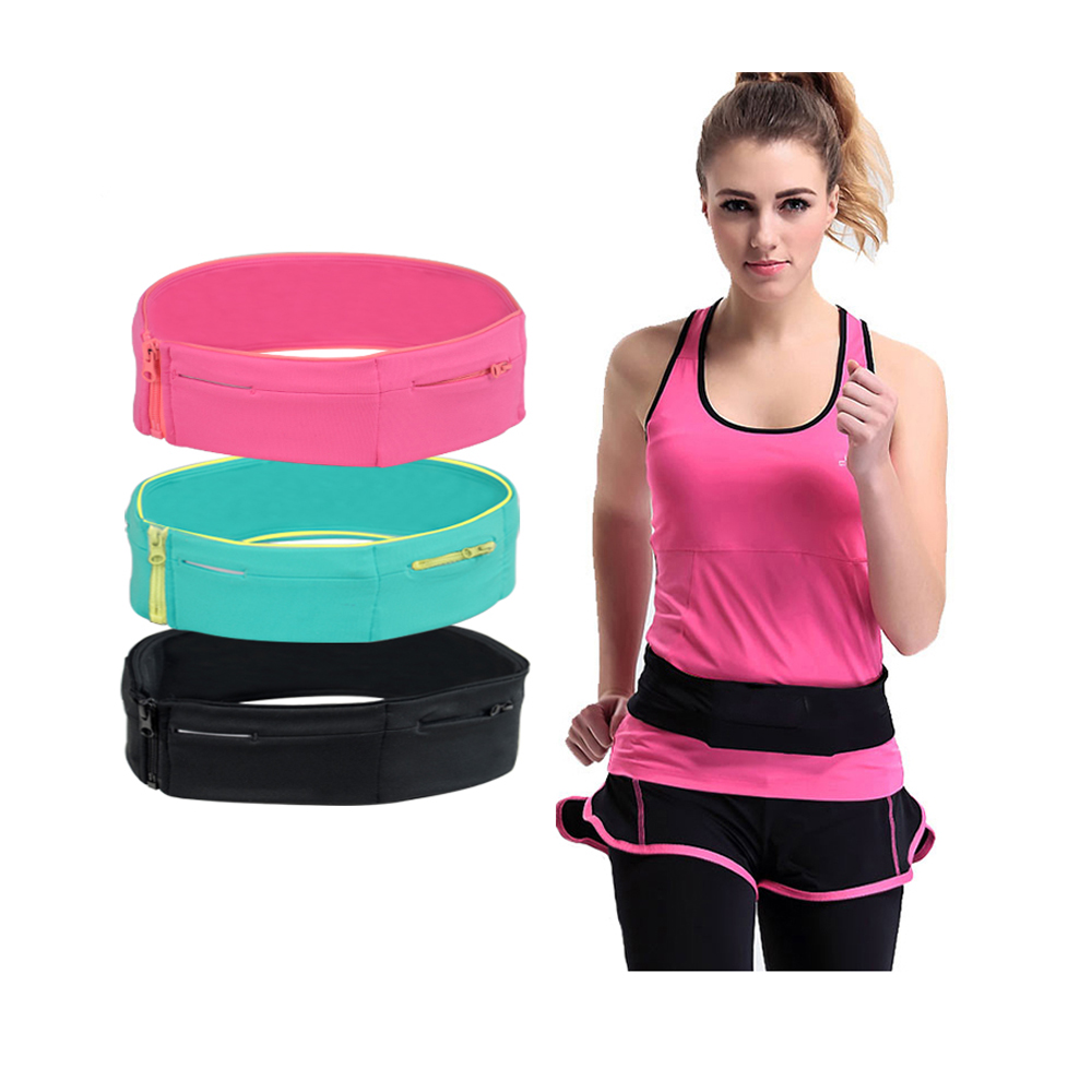 New Arrived Unisex Professional Running Waist Bag for Mobile Phone Gym Bags Running Waist Belt Sports Entertainment Accessories running bags sports exercise running gym armband pouch holder case bag for cell phone free shipping
