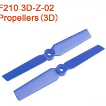 F18857 2 Pcs Walkera F210 3D Edition Racing Drone 3D-Z-02 Propeller CW CCW props