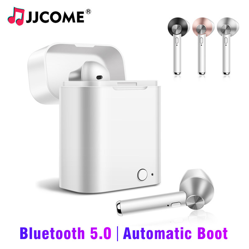 D012A TWS Bluetooth Earphone Stereo Earbuds Headset with Charging Box Wireless Headphones for iPhone Xiaomi PK i10 tws