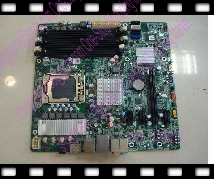 XPS435 DX58M01 mainboard R849J X58 mainboard 100% Tested Good Quality