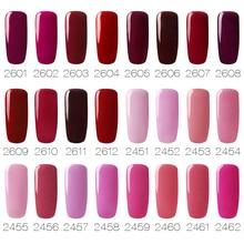 Top Coat UV 7ML Colors Gel Polish