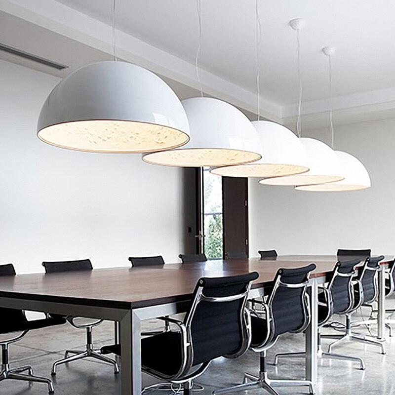 Image 3 - Modern Sky Garden Pendant Lights Dining Room Led Pendant Lamp Bedroom Suspension Luminaire Living Room Hanging Lighting Fixtures-in Pendant Lights from Lights & Lighting