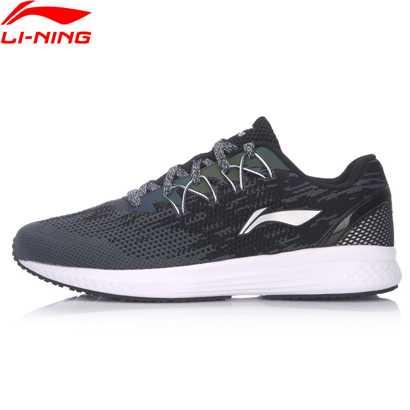 Li-Ning Men Cushion Sneakers Breathable Light Sports Shoes Speed Star Textile LiNing Running Shoes ARHM063 XYP467 li ning original men sonic v turner player edition basketball shoes li ning cloud cushion sneakers tpu sports shoes abam099