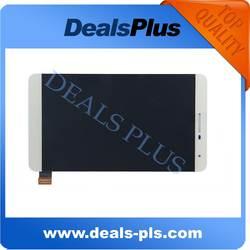 Замена Новый ЖК-дисплей Дисплей Сенсорный экран планшета Ассамблеи для huawei MediaPad M2 молодежный вариант PLE-703L белый