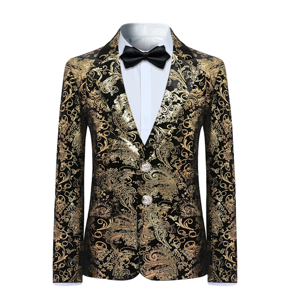 Setwell Custom Made Jacket Men Wedding Formal Velvet Business Suits 2 Piece