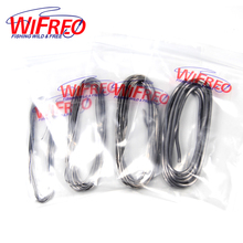 Wifreo SS S M L Size Soft Round Fly Tying Lead Wire Nymph Body Weight Thread Streamer Weight Line Saltwater Fly Tying Material