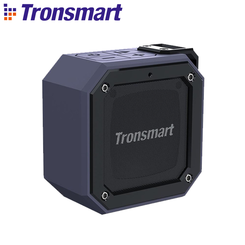 Tronsmart Elemento Sulco (Força Mini) Bluetooth Speaker Coluna IPX7 24 Horas Playtime Soundbar Speaker Portátil À Prova D' Água