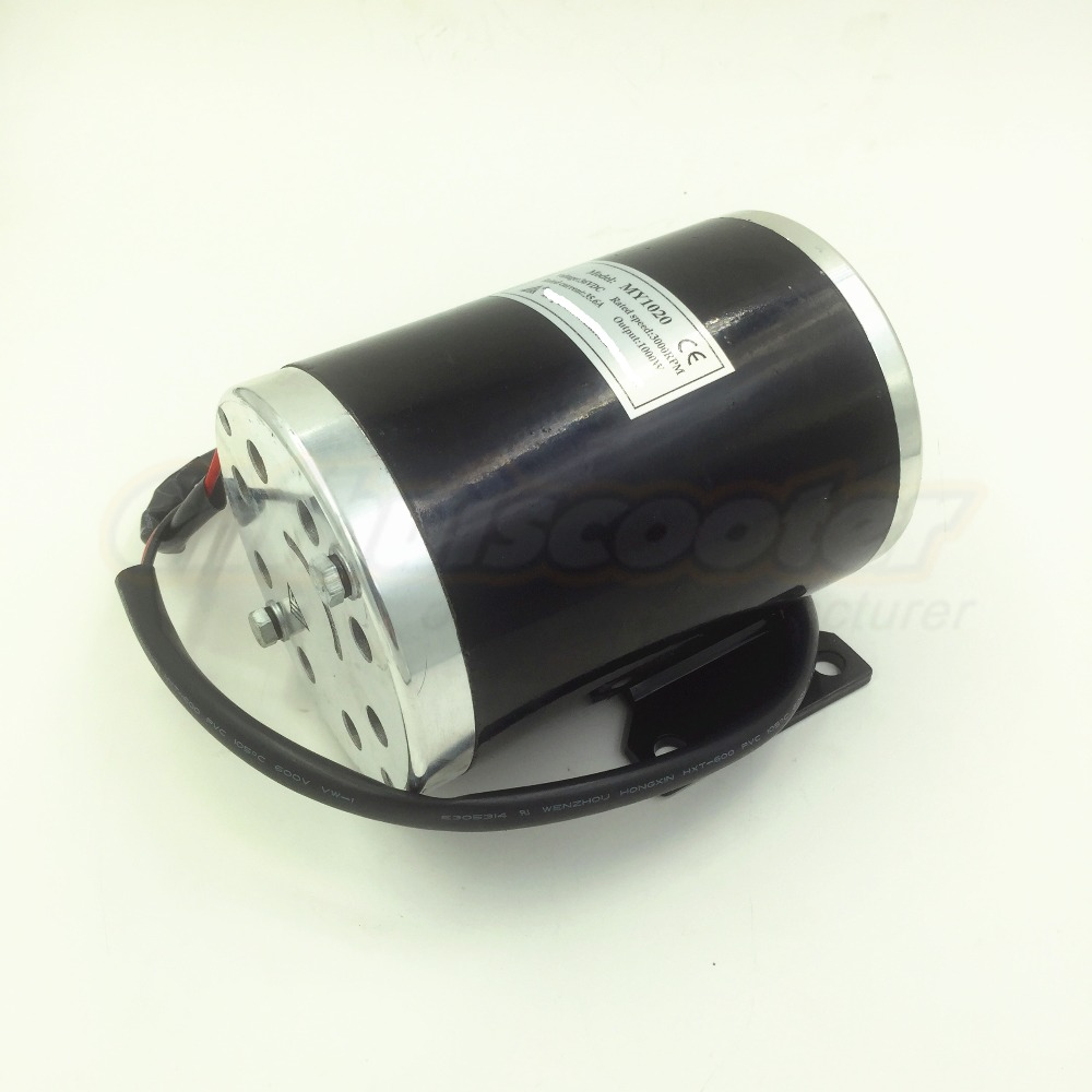 Electric Scooter Motors 1000W 36V Brushed Electric DC Motor with Mounting Bracket UNITE Motor (CE-approved Electric Motor) роликовые коньки cliff cs 281 m 34 37 red page 6