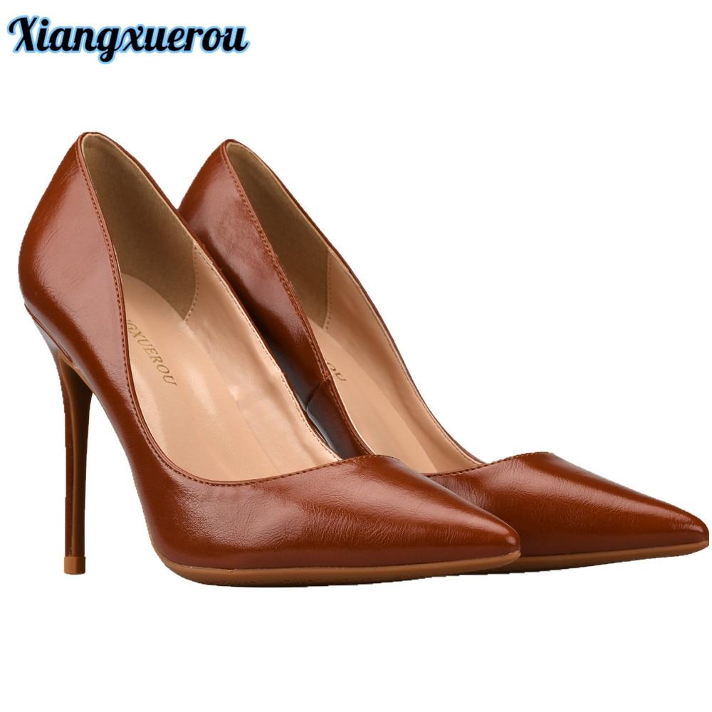 Xiangxuerou Top ventas otoño mujeres populares casual zapatos - Zapatos de mujer