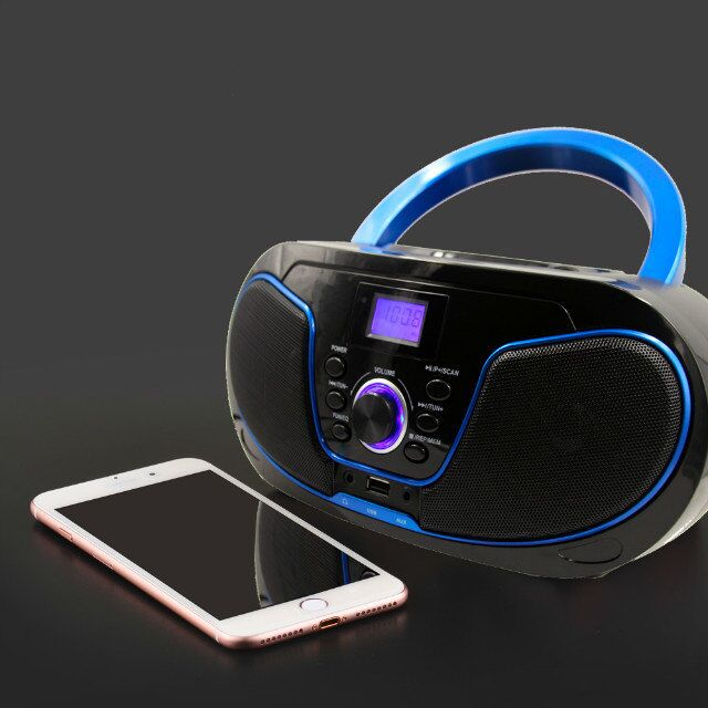 Wireless Radio Player FM