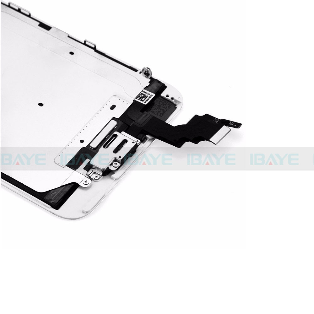 Replacement Display For iPhone 6 plus LCD Screen display lcd Touch frame front camera speaker Assembly Tool with tracking code in Mobile Phone LCD Screens from Cellphones Telecommunications