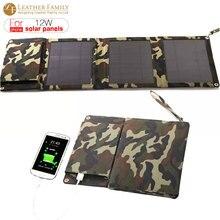 12 w 5000 mah solaire chargeur power bank pour s8 6 s 7 smartphone universelle De Sauvegarde Portable activité de plein air de charge externe Batterie