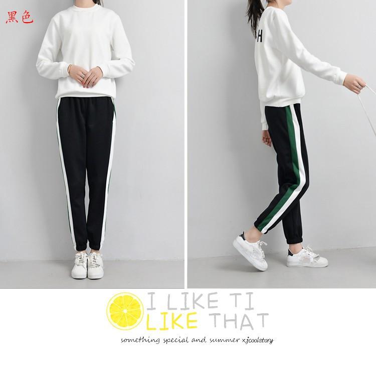 2018 nuevas mujeres Casual Velvet Harem Jumper pantalones sueltos señoras  invierno primavera cálido terciopelo Jogger Pantalones talla grande S-2XLUSD  ... 339869e77c04