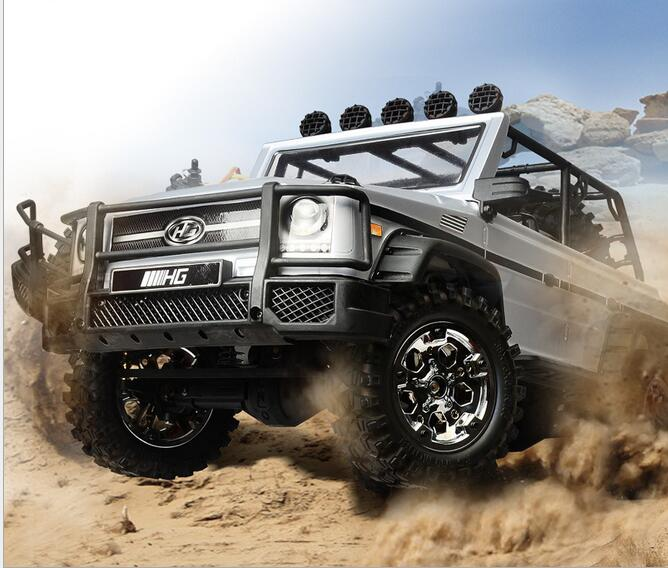 New Design Big rc truck 402 1/10 AMG 4WD Bigwheel Climbing Four-wheel drive remote control climbing off road electric vehicle marcel jufer electric drive design methodology