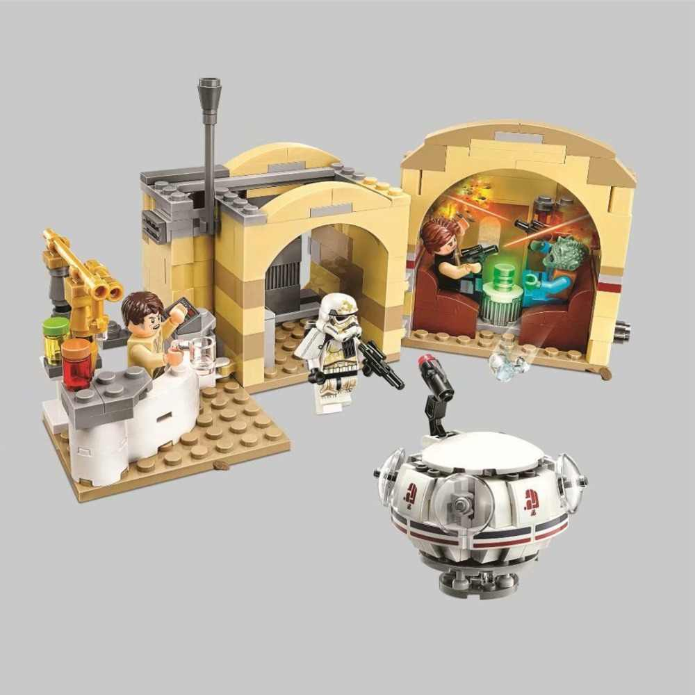Detail Feedback Questions About 400pcs New Star Wars Mos Eisley