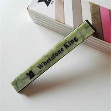Yijian Profesional 8000 # Grit Afilador de Cuchillos YJ-FA-GEM_8000 Esmeralda Natural de Piedra de Aceite de Afilar Herramientas de Cuchillo Al Aire Libre