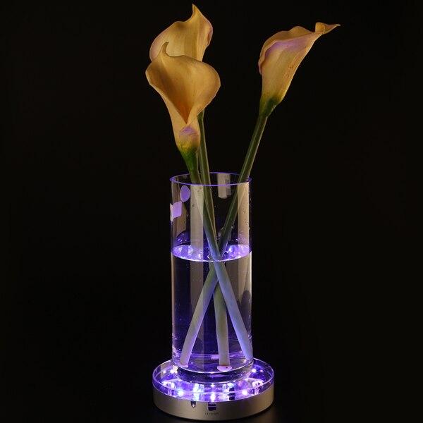 6inch RGB LED Light Base