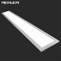 1200*150mm 24W LED panel light SMD2835 School/Hospital/Super market/Workshop/Office/Home/Hotel meeting room lighting White